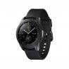 Pánské chytré hodinky Samsung Galaxy Watch 42 mm Black v černém provedení vydrží v běžném provozu 45 h. Jsoukompatibilní s operačním systémem Android a iOs. Digitální zobrazení času. Hodinky jsouvodotěsné do hloubky 50 m. Na hodinkách můžete využívat různé sportovní funkce, jako je např.:měření tepu, sledování spánku, výpočet kalorii, měření rychlosti, měření tempa, záznam trasy, měření vystoupaných pater. Inteligentní hodinky dokážou zaznamenat různé aktivity: běh, triatlon, cyklistika, plavání, fitness, lyžování, golf, veslování, jachting, chůze, jóga, horolezectví, potápění, turistika.