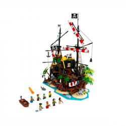 LEGO Ideas 21322 Zátoka...
