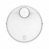 Robotický vysavač Xiaomi Mi Robot Vacuum Mop Pro v bílé barvě. Multifunkce -vysávání spojené sfunkcí mopování. Laserová navigace LDSmapuje okolní prostor a ukládá zóny domácnosti pro efektivní úklid. Inteligentní senzoryrozpoznají překážky, takže brání nárazům/pádům ze schodů. Sací výkon2 100 Pas maximální hlučností60 dB.