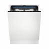 Vestavná myčka nádobí ElectroluxEEM48320L patří do energetické třídy A+++, díky které jespotřeba energie nízká. Tato myčka pojme až14 sad nádobí. Tichý provozs maximální hlučností44 dB. Disponuje funkcí Odloženého startu. Nabízí až8 praktických programů.