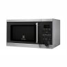 Mikrovlnná trouba Electrolux EMS 20300 OX s digitálním displejem. Mikrovlnný výkon 800 W (gril 1000 W) a 5nastavitelných úrovní výkonu. Automatické programy s měřením hmotnosti a dětská pojistka. Elegantní design ze skla a nerezu.