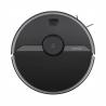 Robotický vysavačXiaomi Roborock S6 Purev černé barvě. Multifunkční vysavač s funkcí vytírání (integrovaný mop). Aktivnísenzory rozpoznají překážky (části nábytku, schody,…). O dokonalou orientaci v prostoru se postarálaserová navigace LIDAR. Sací tlak s2 000 Paa zanedbatelnou hlučností (50 - 65 dB). Velká sběrná nádobana prach (460 ml) a vodu (180 ml).