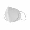 Respirátor FFP2 AM2 NR s účinností filtrace PFE ≥ 94%. Plní normu EN 149: 2001 + A1: 2009 s certifikací CE.Vyrobeno v evropské unii certifikovanou společností EUROPROFIL.Vyrobené ze 4 vrstev špeciálně profilované polypropylénové netkané textilie. Ochranný respirátor chrání nejenom Vás, ale i Vaše okolí.