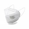 Respirátor FFP2 NR s účinností filtrace PFE ≥ 95 %. Splňuje normy EN 149: 2001 + A1: 2009 a má certifikace CE.Produkty vytvořené certifikovanou společností Mediroc. Vyrobený z 5 vrstev- speciálně profilovaná polypropylenová textilie s jednou bavlněnou vrstvou uvnitř. Ochranný respirátorchrání nejen Vás, ale i Vaše okolí.