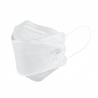 Respirátor FFP2 z nanovláken RespiRaptor chrání před viry, aerosoly či alergeny. Tvarování fish-type zaručí dostatek místa v oblasti nosu a rtů, propohodlné mluvení a dýchání. Respirátor jecertifikovaný jako FFP2 podle evropské normy EN 149:2001+A1:2009. Nabízíme vuniverzální velikosti M/L. Balení obsahuje 1 ks respirátoru. Ochrannou pomůcku nelze z hygienických důvodů vrátit!