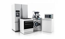 Spotřebiče do domácnosti, velké spotřebiče, bílé zboží, elektro
